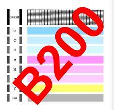 Fehlerbehebung Deaktivierung Fehler B200 QY6-0073 MX870 MG5150 MP550 MP540 MP620