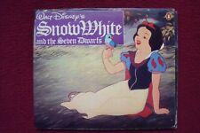 'Snowwhite and the seven Dwarfs' - Disney - Penguin books (1980)
