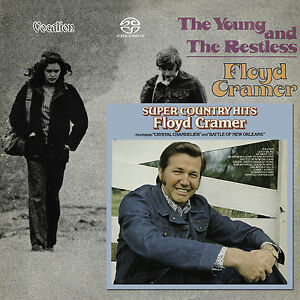 Floyd Cramer - Super Country Hits & The Young and the Restless 1973/74 CD/SACD