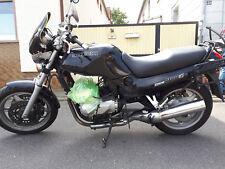 Schlachtfest von Suzuki GSX1100G, hier Hinterradfelge mit Bereifung