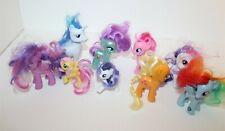 My Little Pony Figures Bulk Lot 9 In Total