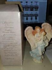 Vintage 1995 Seraphim Classics Angel Roman Seraphina Heaven's Helper Ornament