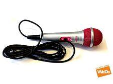 Easy Karaoke EKG14G EKG88 EKR1588 EKS719 EKS515 Silver Pink Mic Wired Microphone