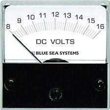 Blue Sea Systems 8028 Voltmeter Micro Dc 8 16v 2