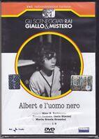 Dvd Sceneggiati RaiI «ALBERT E L'UOMO NERO» serie completa nuovo 1976