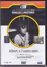 Dvd Sceneggiati RaiI «ALBERT E L'UOMO NERO» completa 1976
