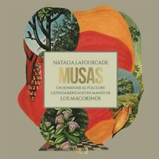 Natalia Lafourcade Musas Vol. 2 vinyl record. New!! Sealed!! Imported!!
