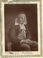 Lemercier, Paris, Théâtre Folies Dramatiques. M. Milher  Vintage print.  Photo