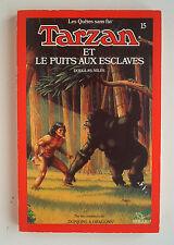 TARZAN TSR France 1986 d&d to Edgar Rice Burroughs Donjons & Dragons ILLUS.