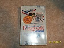 "1991 IMPEL - U.S. Olympic Cards ""Hall Of Fame Series"" Factory Sealed Box - 36pks"