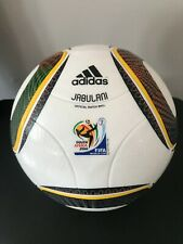 ADIDAS OFFICIAL MATCH BALL OF THE 2010 FIFA WORLD CUP JABULANI