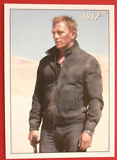 JAMES BOND Quantum of Solace - Card #086 - Bond Lets Dominic Greene Go Free