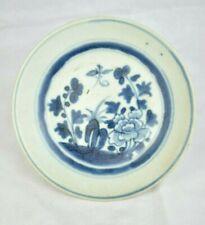 Genuine Tek Sing Shipwreck 1822 Antique Porcelain Dish 'Magnolia' With COA Super