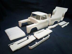 1/25 resin (NEW) 1964-65 Dodge D100 short bed truck body kit