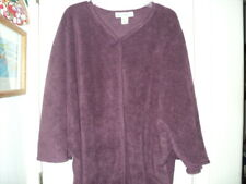 NWT Norm Thompson Cape/Poncho - One Size Fits Most - Purple