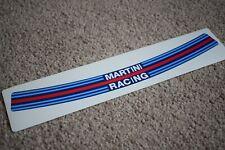 Martini Racing Visor Helmet Sunstrip Sport Racing Motorbike Bike Decal Sticker