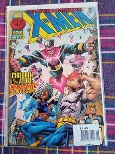 X Men #65 *1st Cecilia Reyes appearance* Key issue! 1991 Marvel Comics
