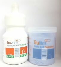 Truzone Professional Cream Peroxide 9 30vol 1litre Great Value