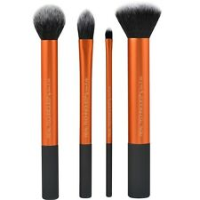 4pcs Cosmetici Real Techniques Core Collection Trucco Pennelli Contour Foundation