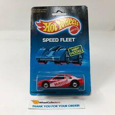 #4  Thunderbird Stocker 4916 * 1988 Malaysia * Vintage Hot Wheels * WG1