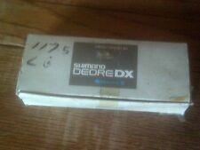NOS SHIMANO DEORE DX 68 x 117.5mm BOTTOM BRACKET UNIT,1990