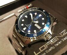 Lorenz 030009cc reloj Mecánico Automático para hombre