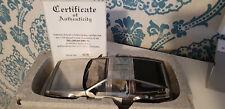 de lorean,Delorean DMC 12,Zurück in die zukunft,Back to the future,Autoart 79911