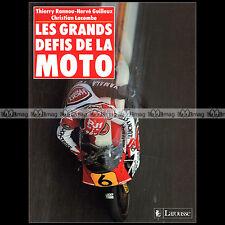 GRANDS DEFIS DE LA MOTO - RUGGIA SARRON SPENCER EDDIE LAWSON SITO PONS IGOA 1988