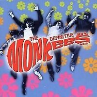 MONKEES - The Definitive (Audio CD) - BRAND NEW & SEALED - UK DESPATCH
