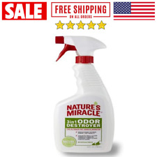Natures Miracle 3-in-1 Odor Destroyer & Eliminator, 24-Ounce