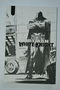Batman White Knight édition limitée Noir et Blanc Sean Murphy Neuf Urban comics