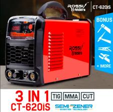3-in-1 TIG/ARC Plasma Inverter Welding Machine Portable 8kgs DC Welder Welding