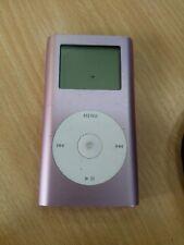 Apple iPod Mini 1st Generation Pink (4GB)
