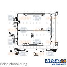Hella | Kondensator, Klimaanlage (8FC 351 301-754) u.a. für Opel Kondensator