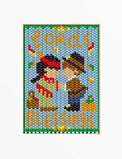 Lord'S Blessings Beaded Banner Pattern