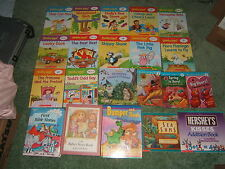Lot Of 21 Childrens Mostly Scholastic Level 1 Books 12 Phonics! Retail $115 +