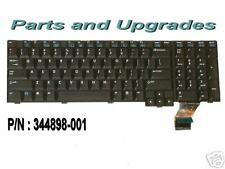 HP/Compaq zd7000 Series nx9500 Keyboard 344898-001