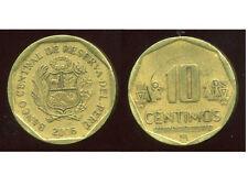 PEROU  10  centimos 2006  ( bis )