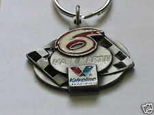 Mark Martin Race car Driver Racing Keychain  Collectible  , (#125) (**)