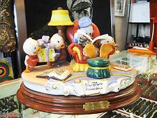 Disney Laurenz Enzo Arzenton Donald Duck 50Th Birthday Limited Edition