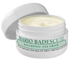 Mario Badescu Hyaluronic Eye Cream Skincare for ALL Skin Types 1/2 oz
