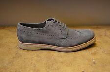 PRADA Men's Grey Lace-up Shoes Size 11