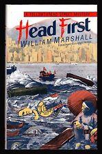 William Marshall, Head First, Holt, Rinehart and Winston, 1986 1st US / 1st