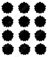 Flower Pattern Stencil, Flower, Wall Stencil ,Mylar Stencil, Reusable, Painting