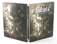 Fallout 4 Pip-Boy Edition G2 Blu-ray Case Size **STEELBOOK ONLY** (NO GAME)