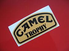 CAMEL TROPHY sticker/decal x2