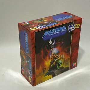 2002 He Man Masters of the Universe 100 Piece Puzzle Battle Cat MOTU Unopened