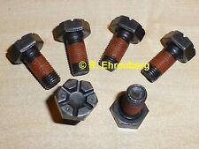 NOS Mopar Flywheel Screws Plymouth Dodge 340 383 440 318 Chrysler A833 Manual