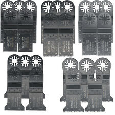 25 Pcs Oscillating Multi Tool Saw Blade For Fein Dremel Makita Milwaukee Bosch