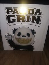 Ron English White Panda Grin 2017 Popaganda Exclusive Mindstyle